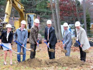 Rockridge Groundbreaking