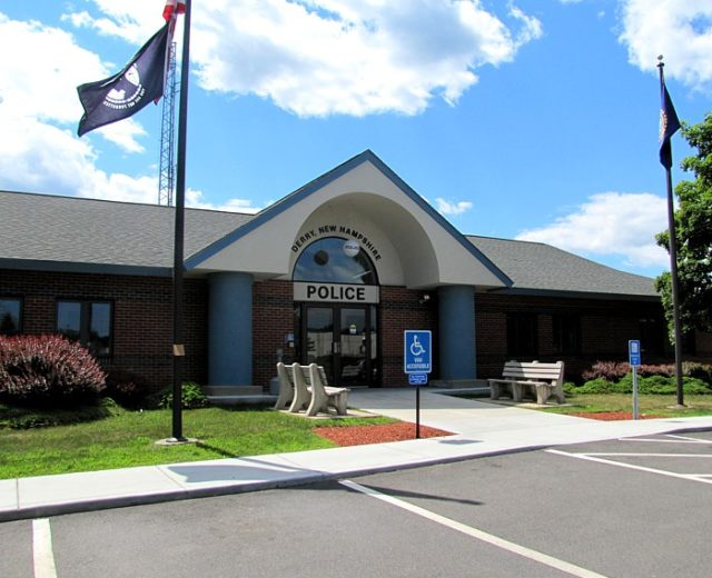 Derry Police Station<br /> Derry, NH
