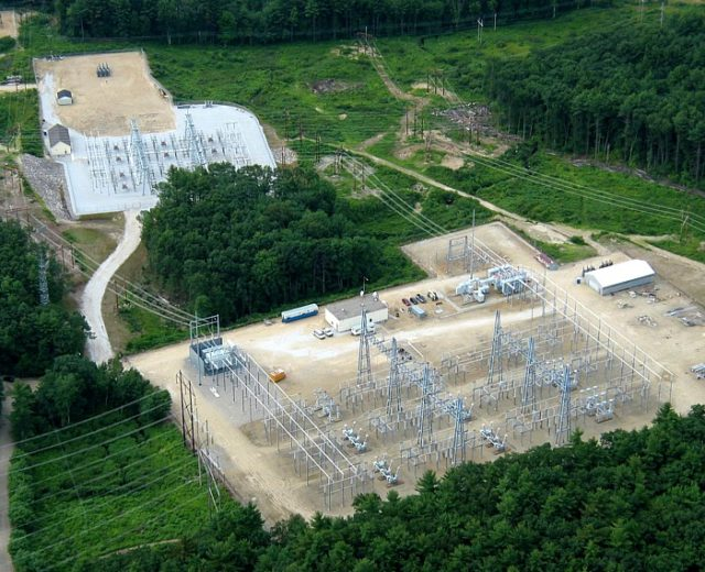 Eversource Substations<br /> Various Locations Throughout NE