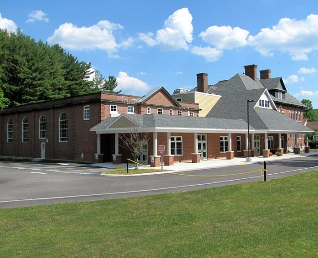 Florence Rideout Elementary School<br /> Additions and Renovations<br /> Wilton, NH