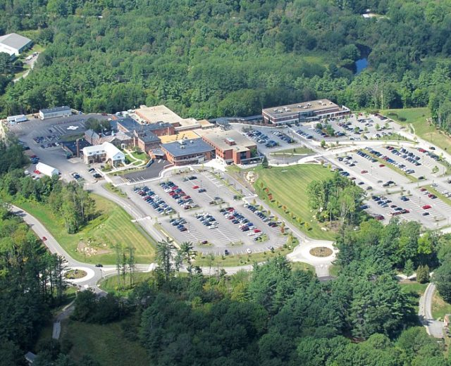 Monadnock Community Hospital<br /> Campus Expansion<br /> Peterborough, NH