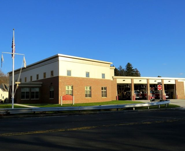 North Andover Fire Station<br /> North Andover, MA