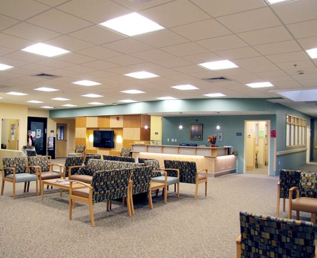 Northeast Rehabilitation Hospital Renovations<br /> Salem, NH