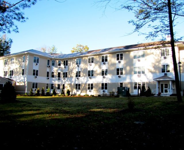 Rockridge Retirement Community Expansion, Northampton, MA