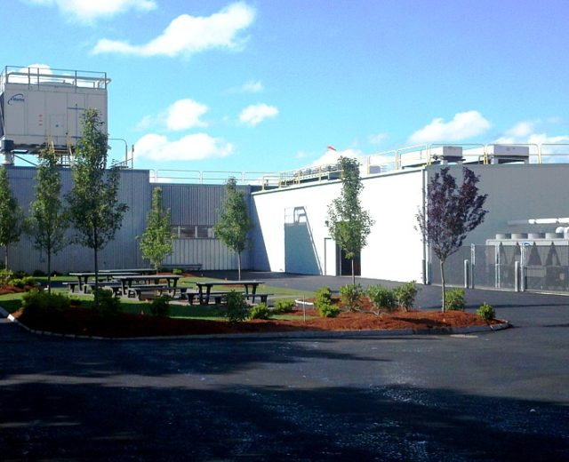 Saint-Gobain Plant Consolidation<br /> Worcester, MA