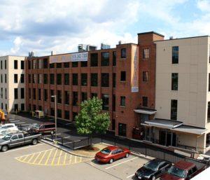 Simonds Hall Student Housing at Fitchburg State University