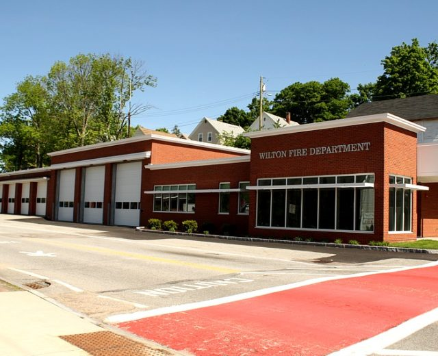 Wilton Fire House Addition<br /> Wilton, NH