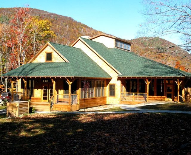 Camp Merrowvista Dining Hall<br /> Center Tuftonboro, NH