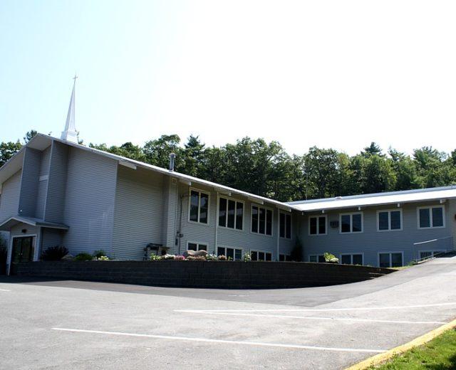 Crossroads Church Additions<br /> Fitchburg, MA
