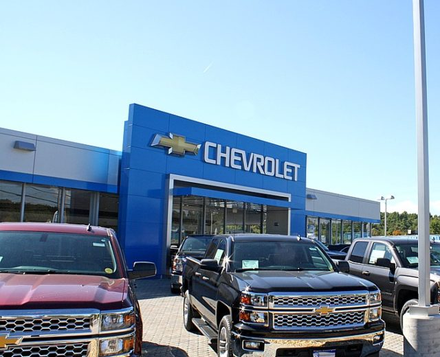 Dover Chevrolet Image Upgrade<br /> Dover, NH