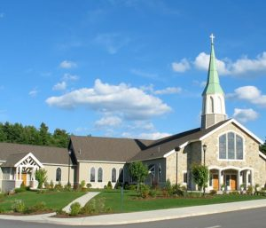 St. Kathryn Church Hutter Construction Corporation in New Ipswich, NH