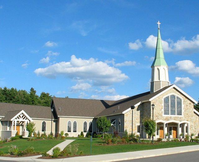 St. Kathryn Church<br /> Hudson, NH