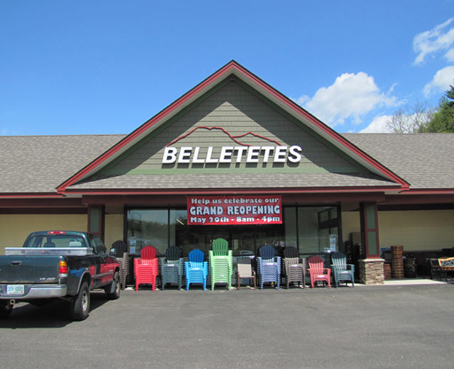 Belletetes Building Products<br /> Andover, NH