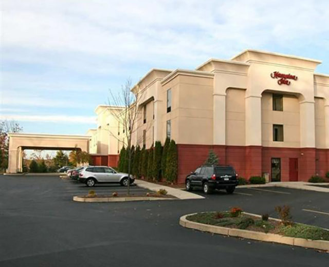 Hampton Inn Renovations<br /> Auburn, MA
