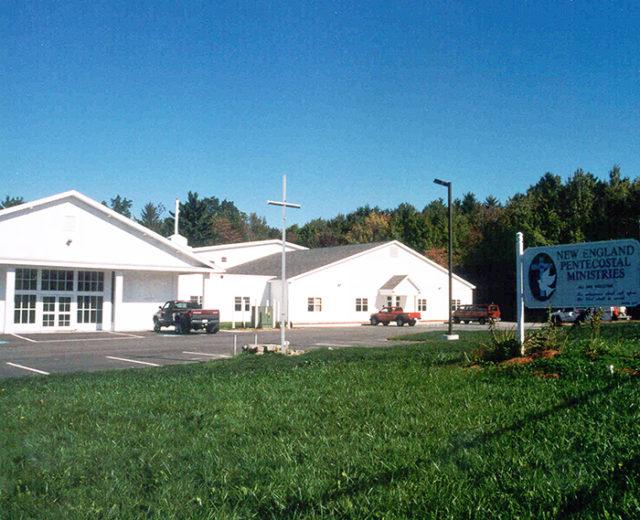 New England Pentecostal<br /> Church Addition<br /> Pelham, NH