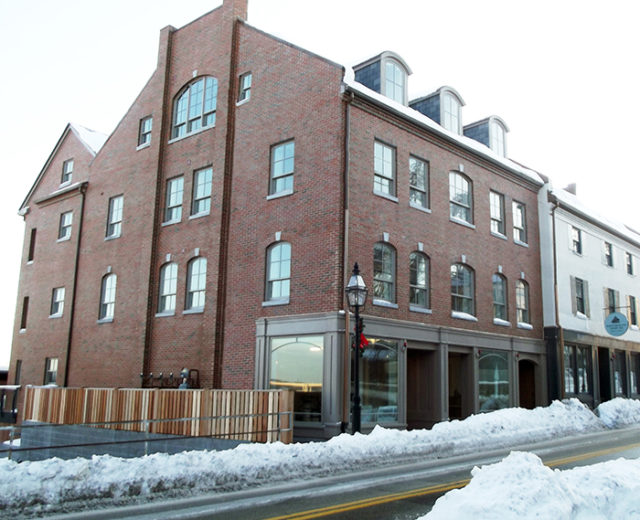 175 Market Street Mixed Use<br /> Portsmouth, NH