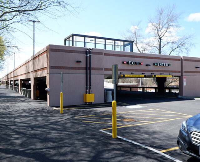 Ayer Commuter Rail<br /> Parking Facility<br /> Ayer, MA