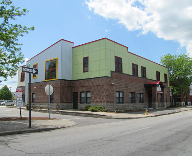 The Family Place Shelter<br /> and Resource Center<br /> Manchester, NH