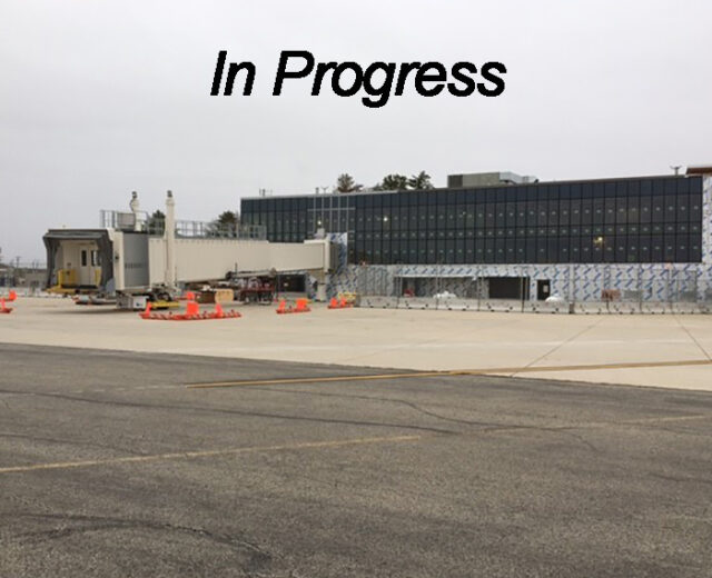 Pease Airport Expansion<br /> Pease International Airport<br /> Portsmouth, NH