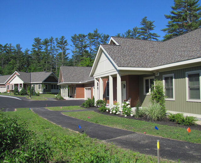 The Cottages at RiverMead<br /> Peterborough, NH