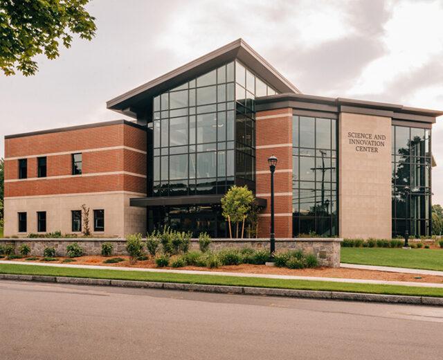 Rivier University<br /> Science and Innovation Center<br /> Nashua, NH